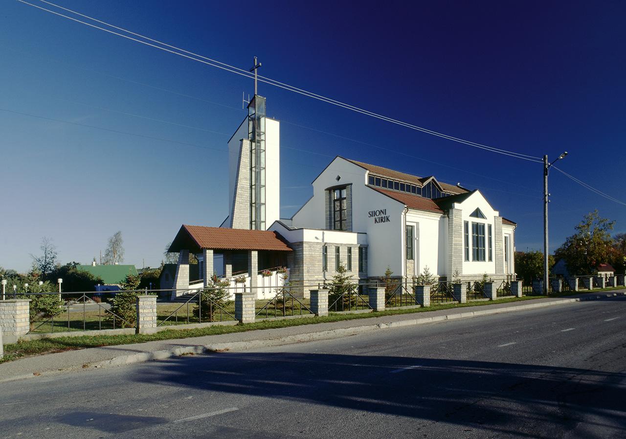 Kuressaare Siioni Church. Photo: Peeter Säre