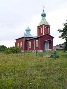 Puitkirik Metskülas, Foto: Peeter Säre