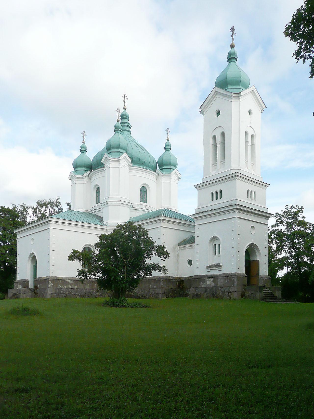 Tornimäe Neitsi Maria kaitsmise kirik. Foto: Peeter Säre