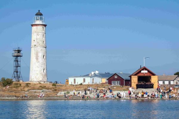 Saaremaale tulles külasta ka väikesaari, näiteks Vilsandit
