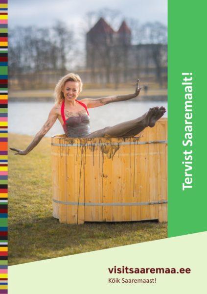 Trükise Tervist Saaremaalt kaanefoto