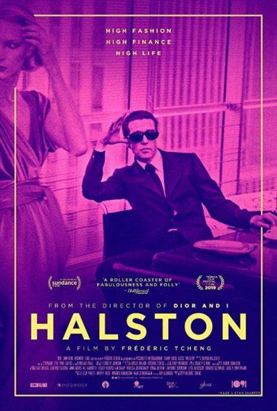 Filmi Halston plakat