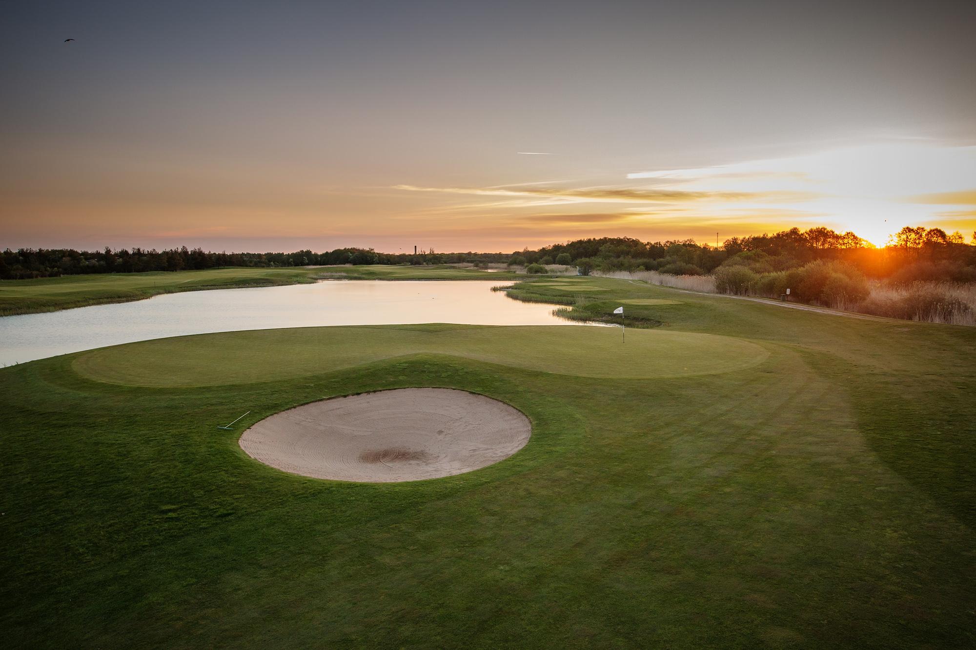 Golfiväljak Saaremaal