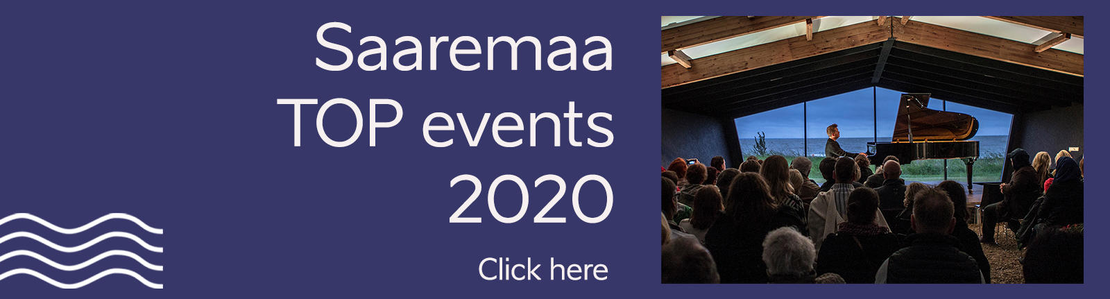 All the top events on Saaremaa are listed at the link on this picture.