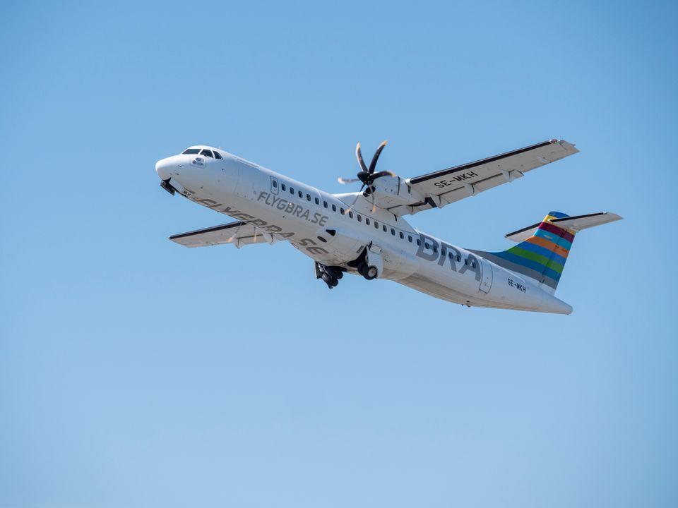 Lennutransport Saaremaale