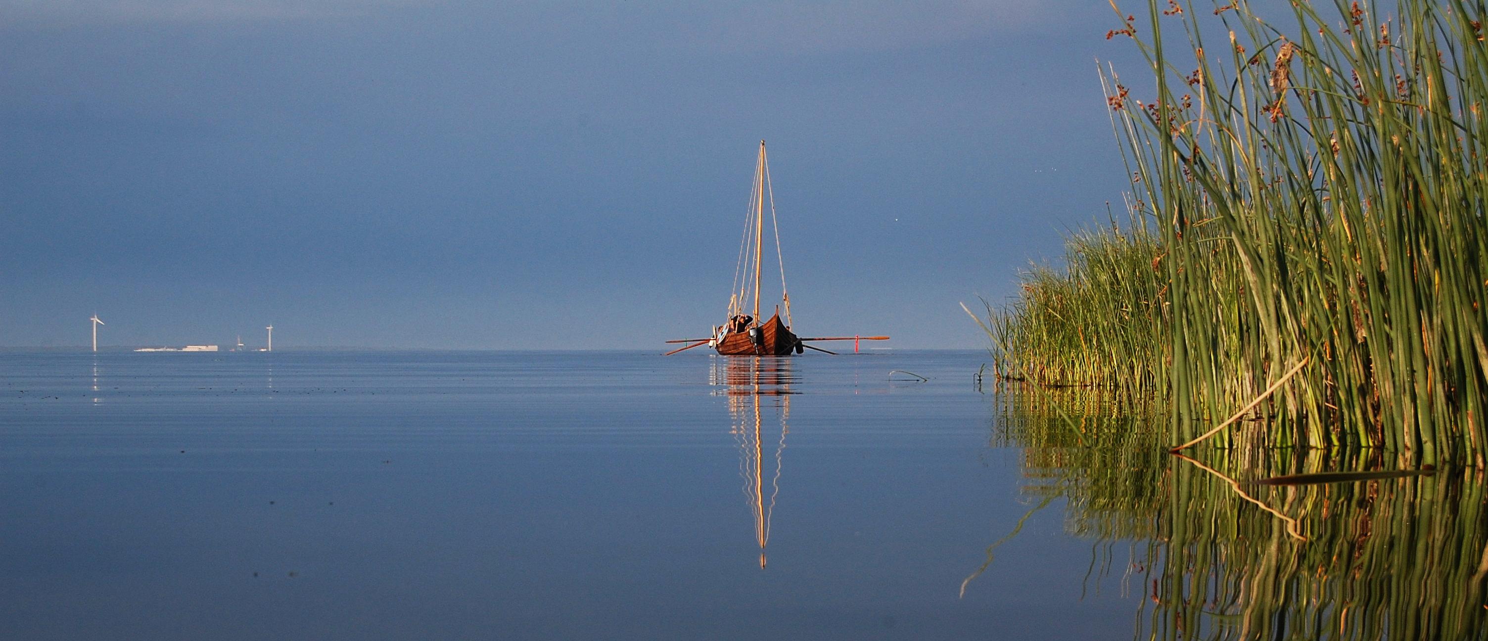 Viikingi laev randumas