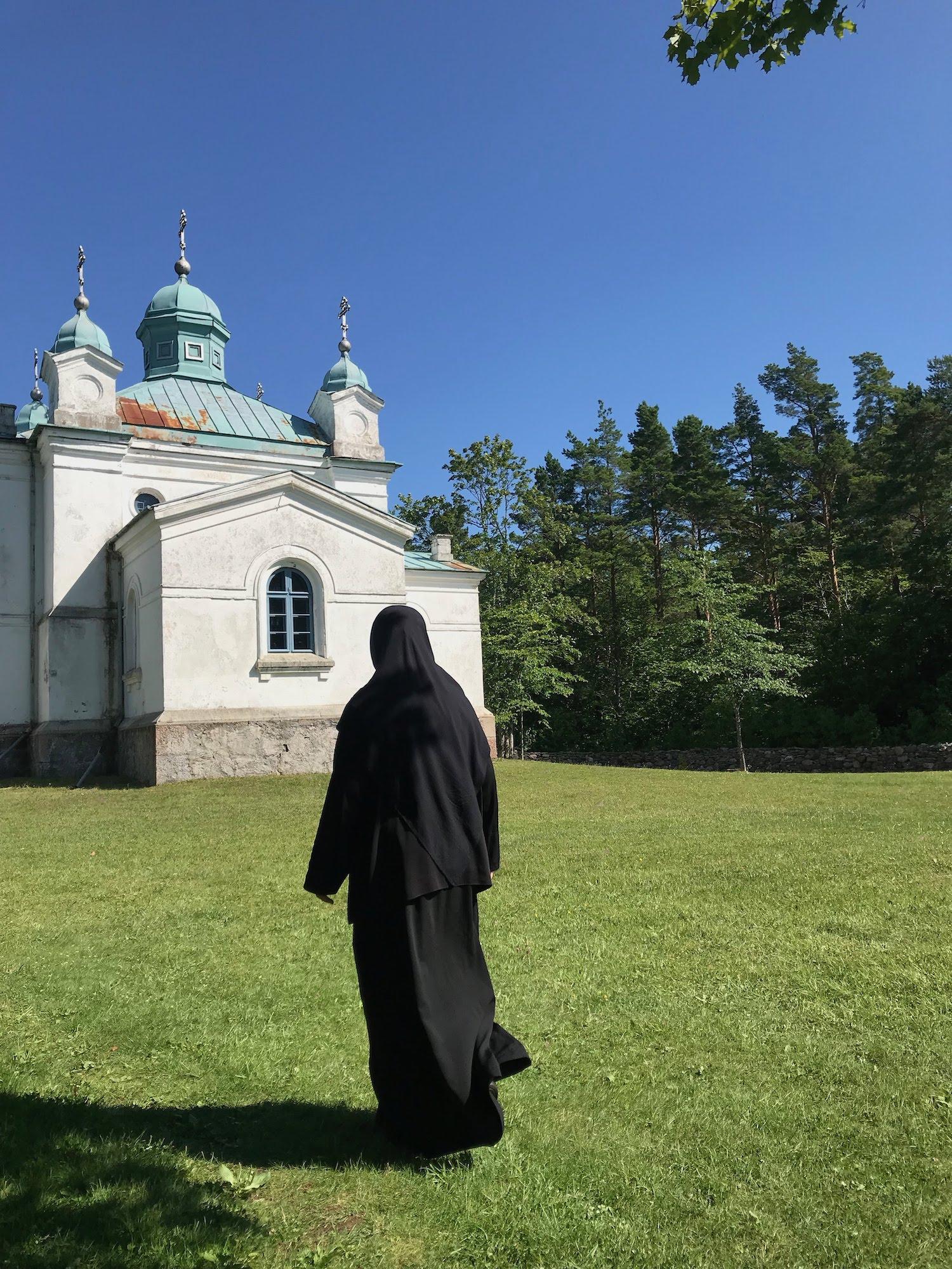 Nunnaklooster Reomäel on avatud kõigil