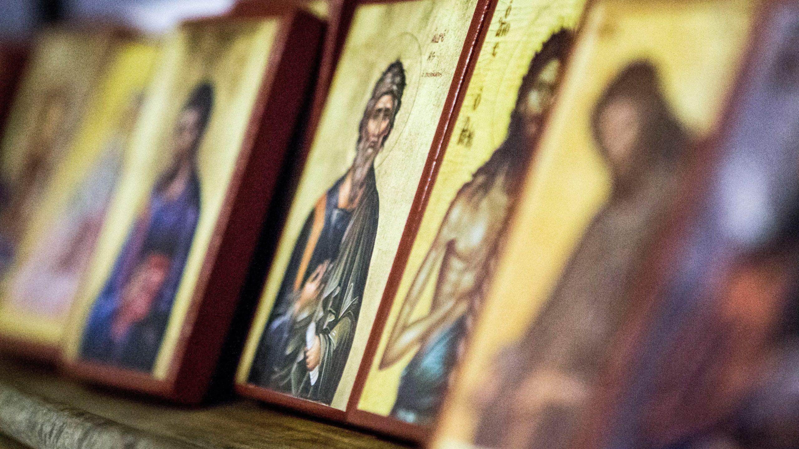 Nunnad maalivad Reomäel kloostris ka ikoone, kuid vaid tellimuse peale