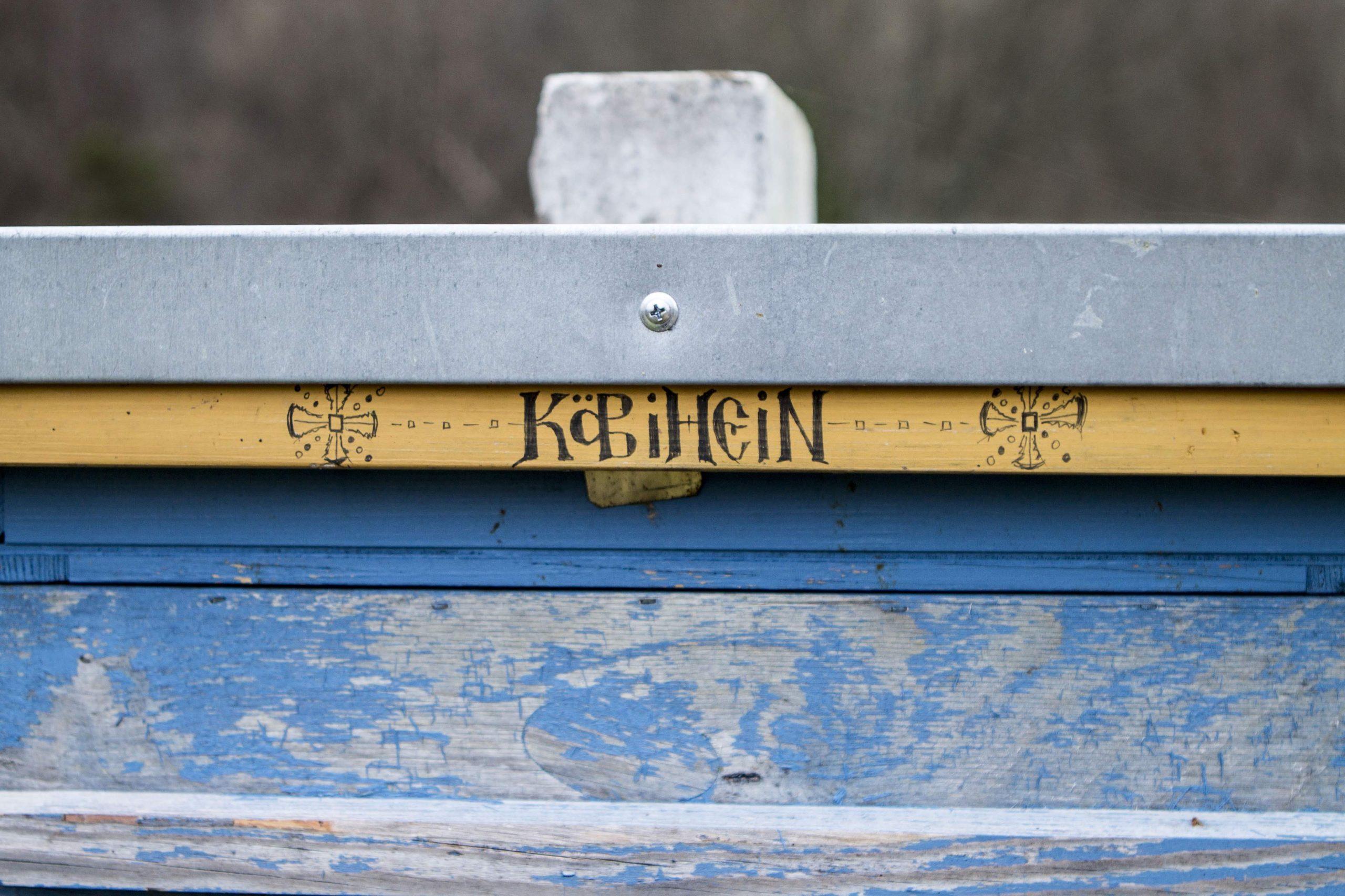 Reomäel nunnakloostris on igal mesilastarul oma nimi
