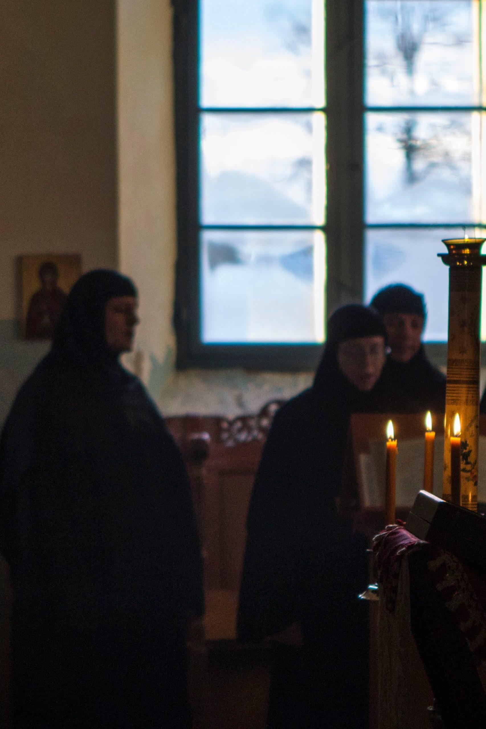 Liturgia Nunnakloostris Saaremaal