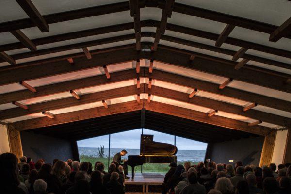 Saaremaa sündmused Triigi filharmoonias