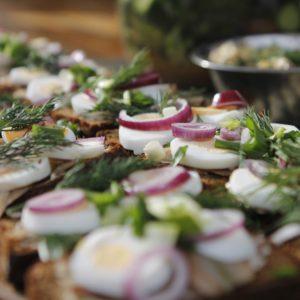 Kiluvõileivad Saaremaa söök