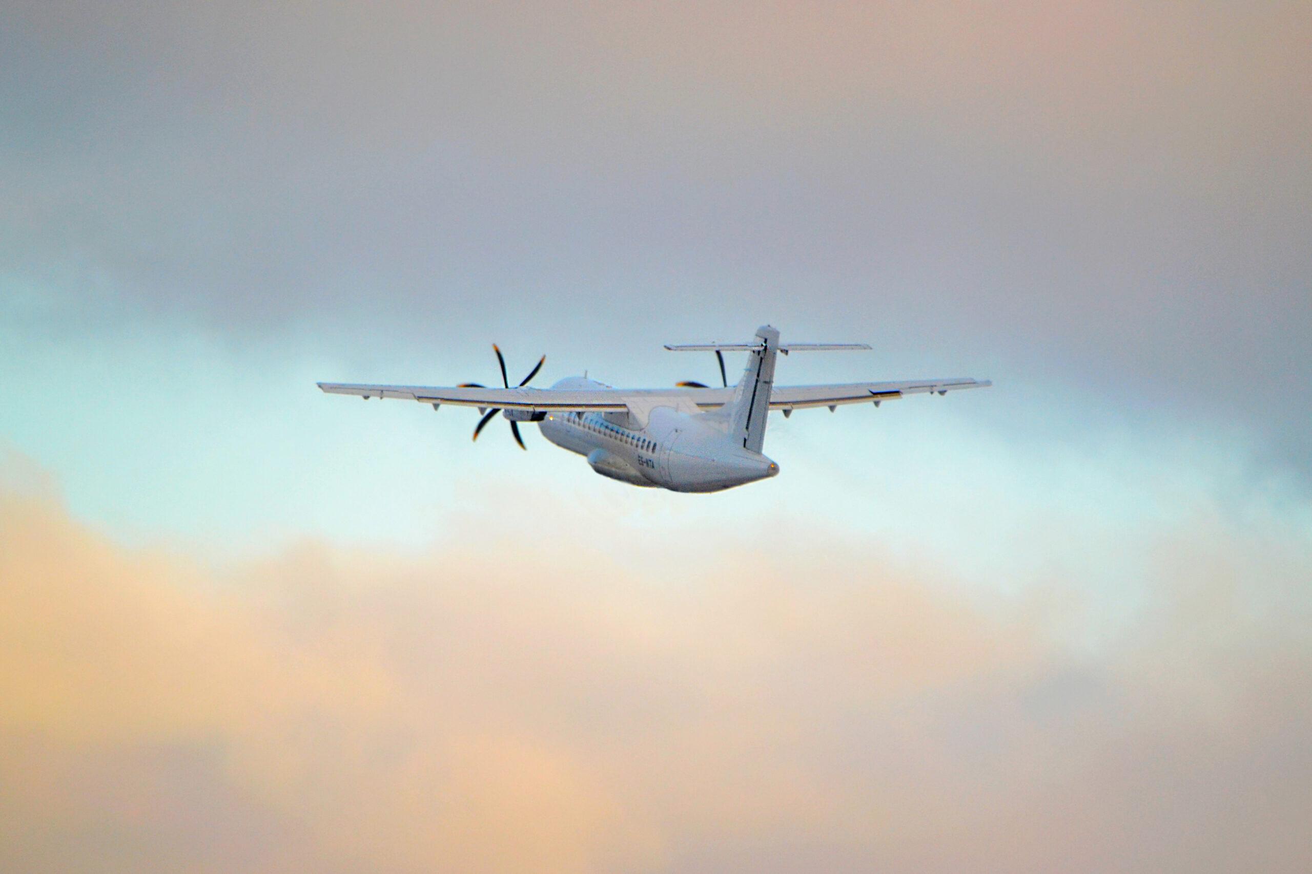 Lennureis Tallinnast Kuressaarde kestab 30 minutit