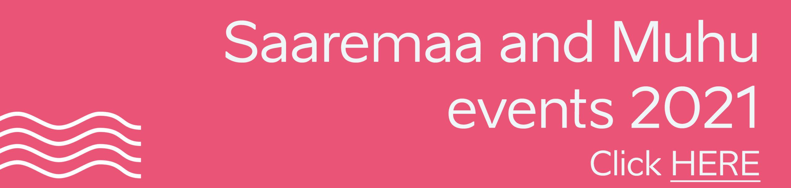 Saaremaa events 2021