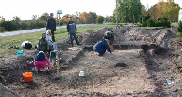 Saaremaa viikingiajaloo häll on Salme