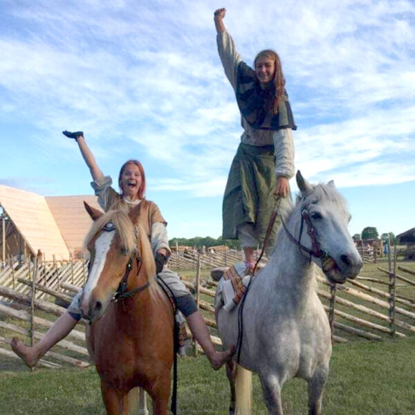 Saaremaa viikingiaasta elamusi pakub Asva viikingiküla