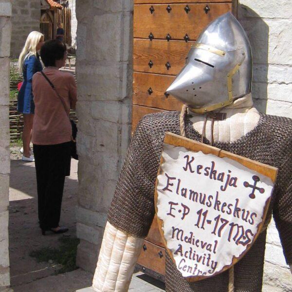 Saaremaa viikingiaasta elamusi pakub Keskaja tegevuskeskus Archebald