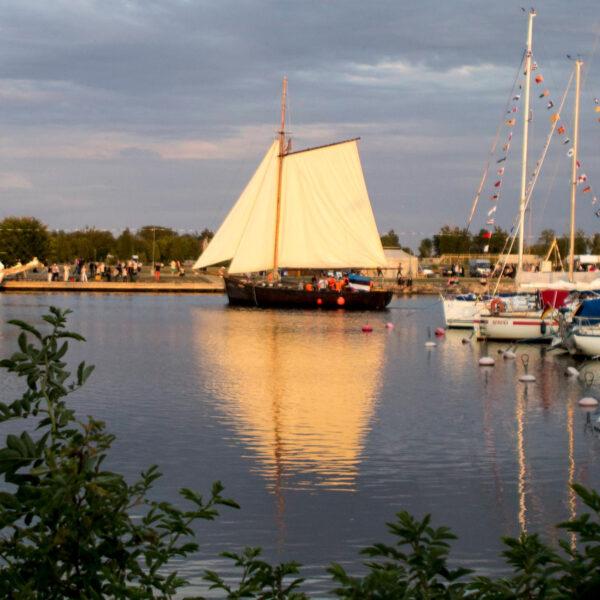 Saaremaa viikingiaasta merereisid tee Muhu uisuga