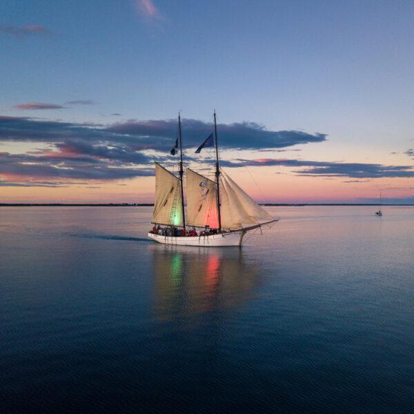 Saaremaa viikingiaasta merereisid tee Hoppetiga