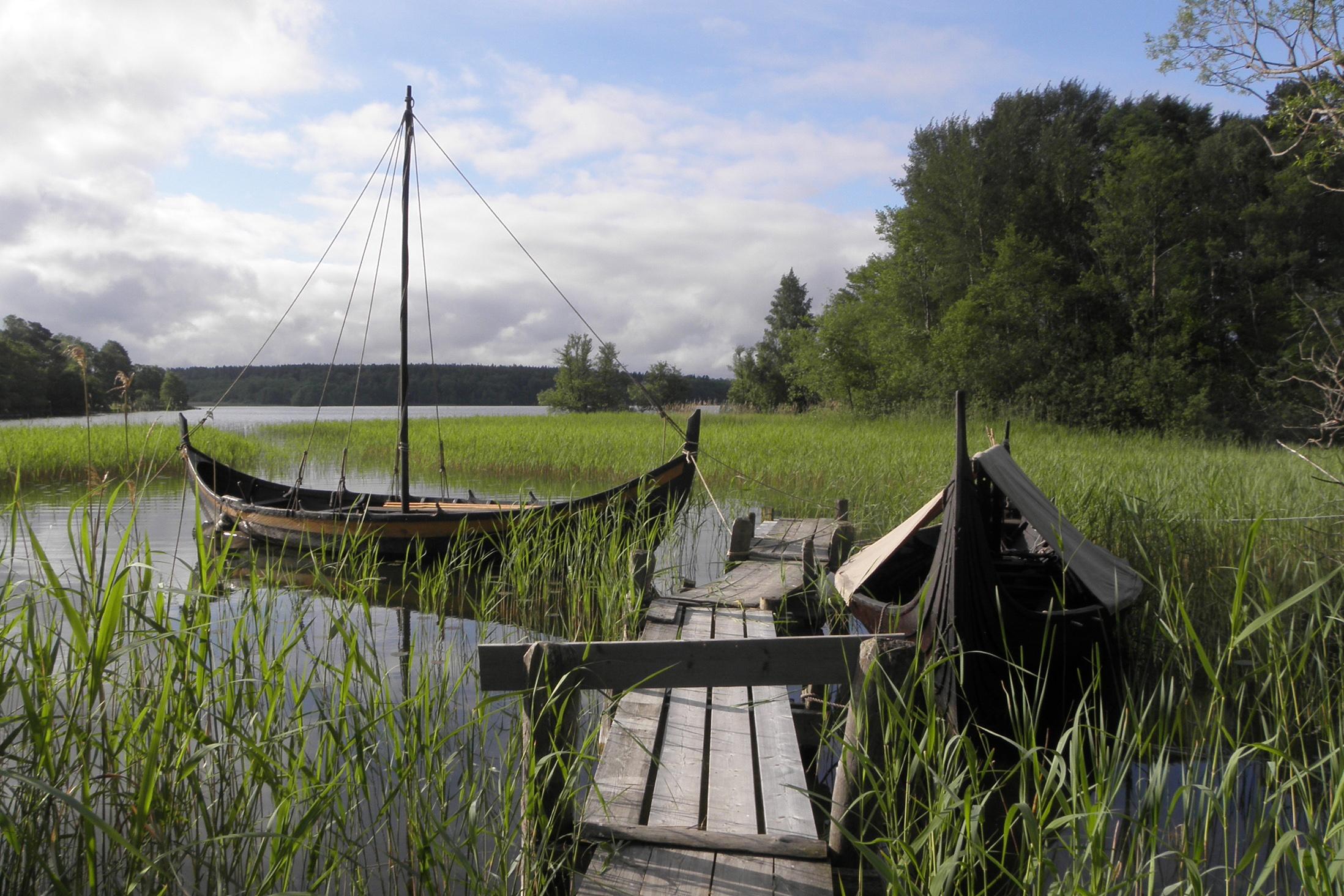 Salme viikingiturg on viikingiaasta suursündmus