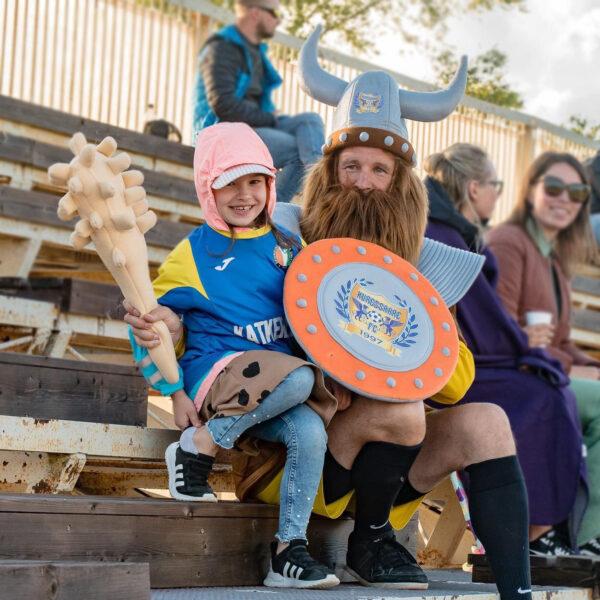 FC Kuressaare mängijad on sama tugevad kui viikingid
