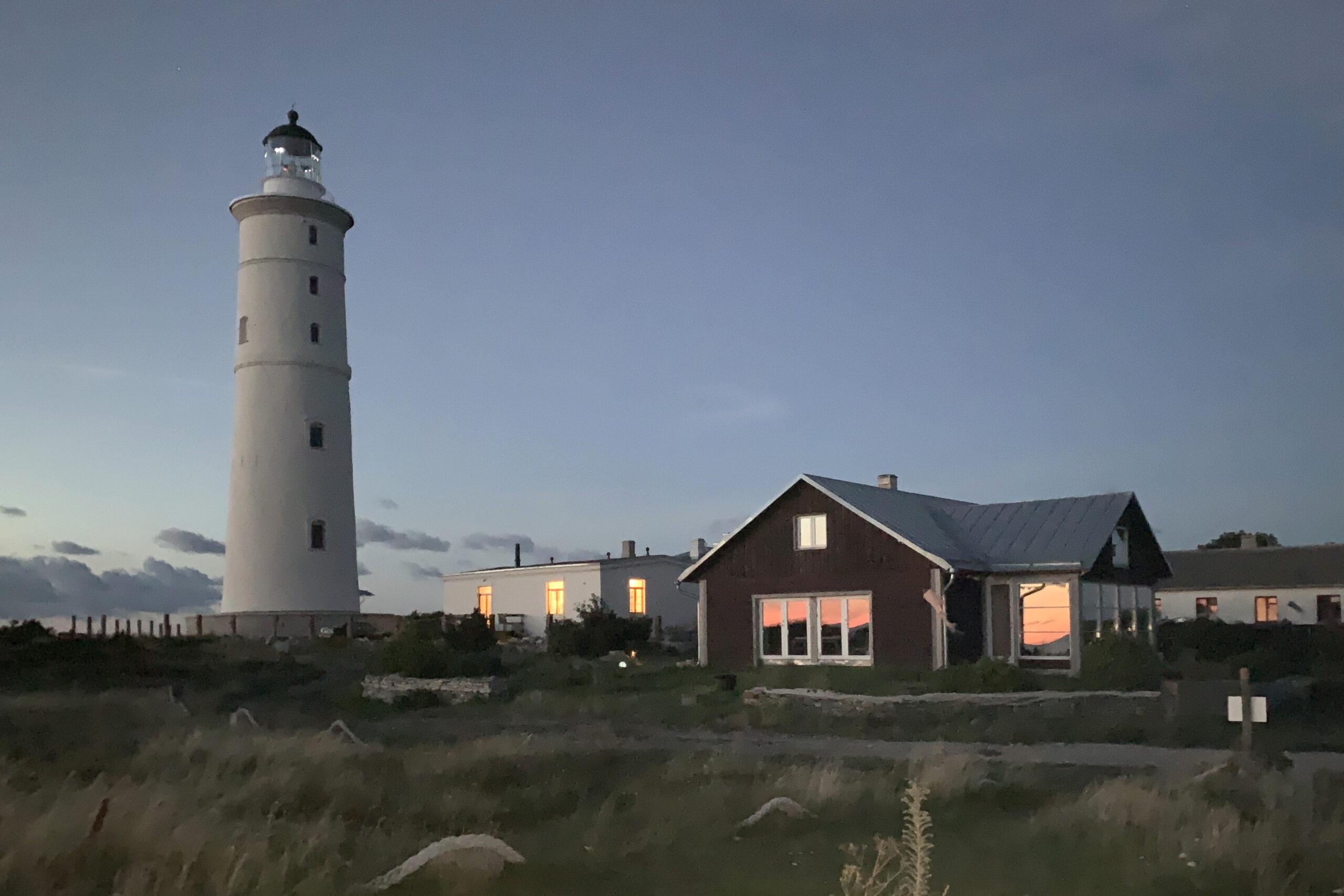 Vilsandil ootab külalisi 2021 suvel avatud tuletorn